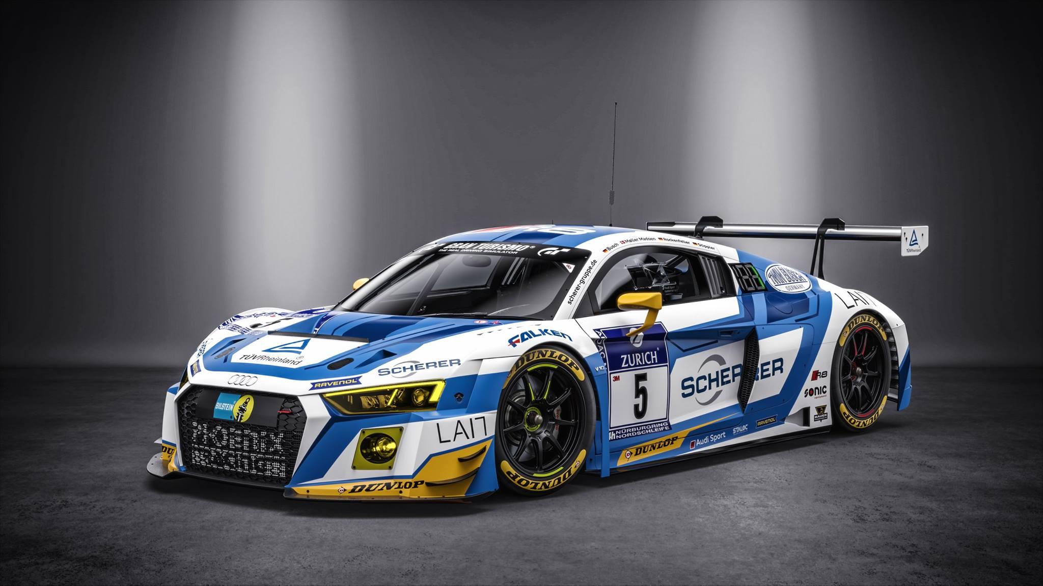 Phoenix Racing Confirms N 252 Rburgring 24h Endurance Info