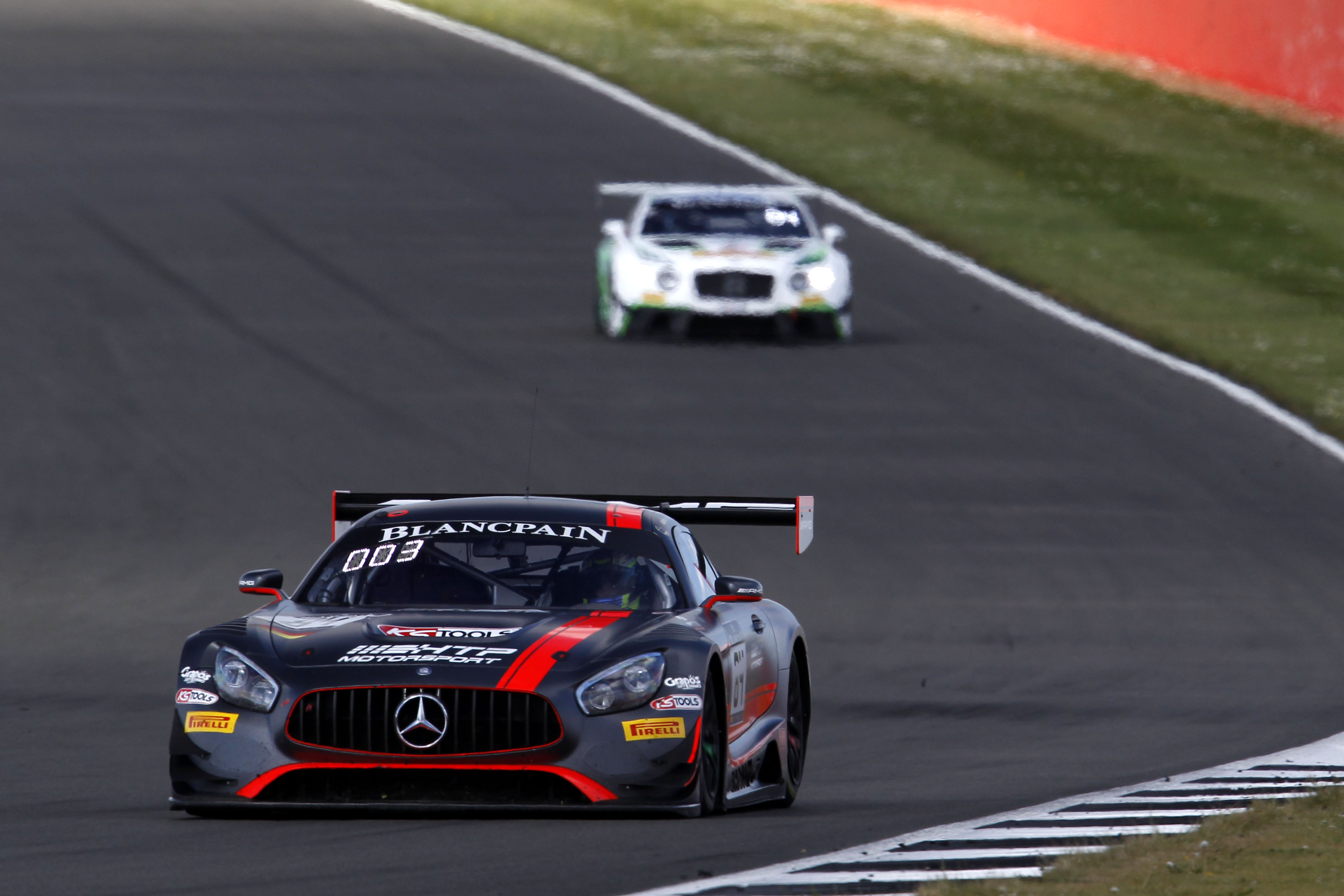 A double podium for Mercedes-AMG Motorsport at Silverstone ...