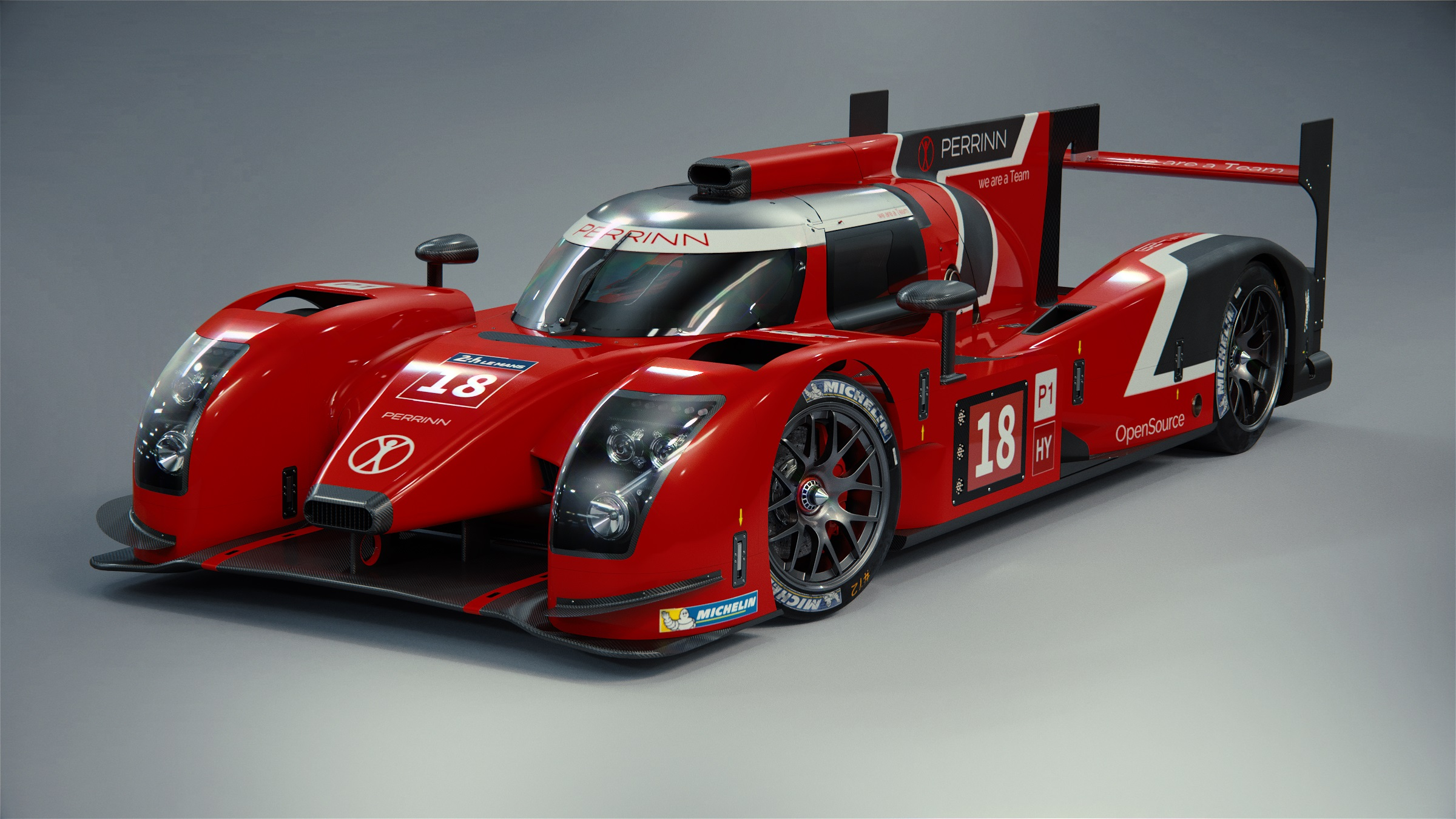 Great ... Company PERRINN Has Announced That It Has Received The First Order For  A Brace Of Its New LMP1 Car To Race The 2018 FIA World Endurance  Championship.