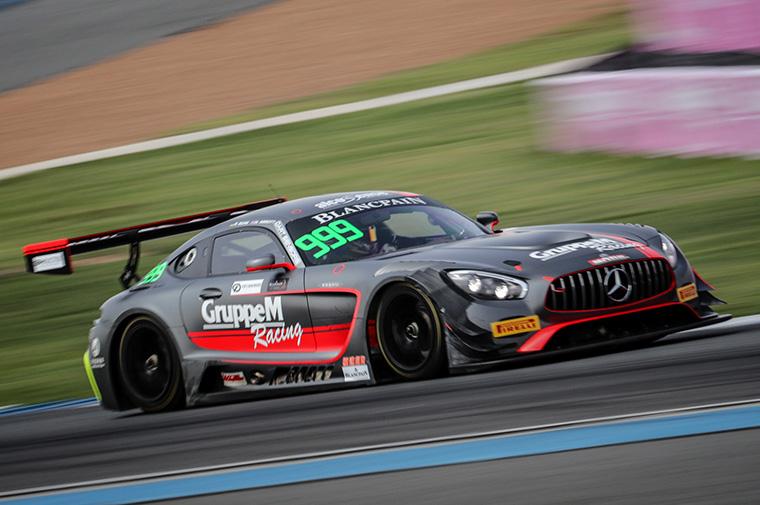 GruppeM Racings Hunter Abbott