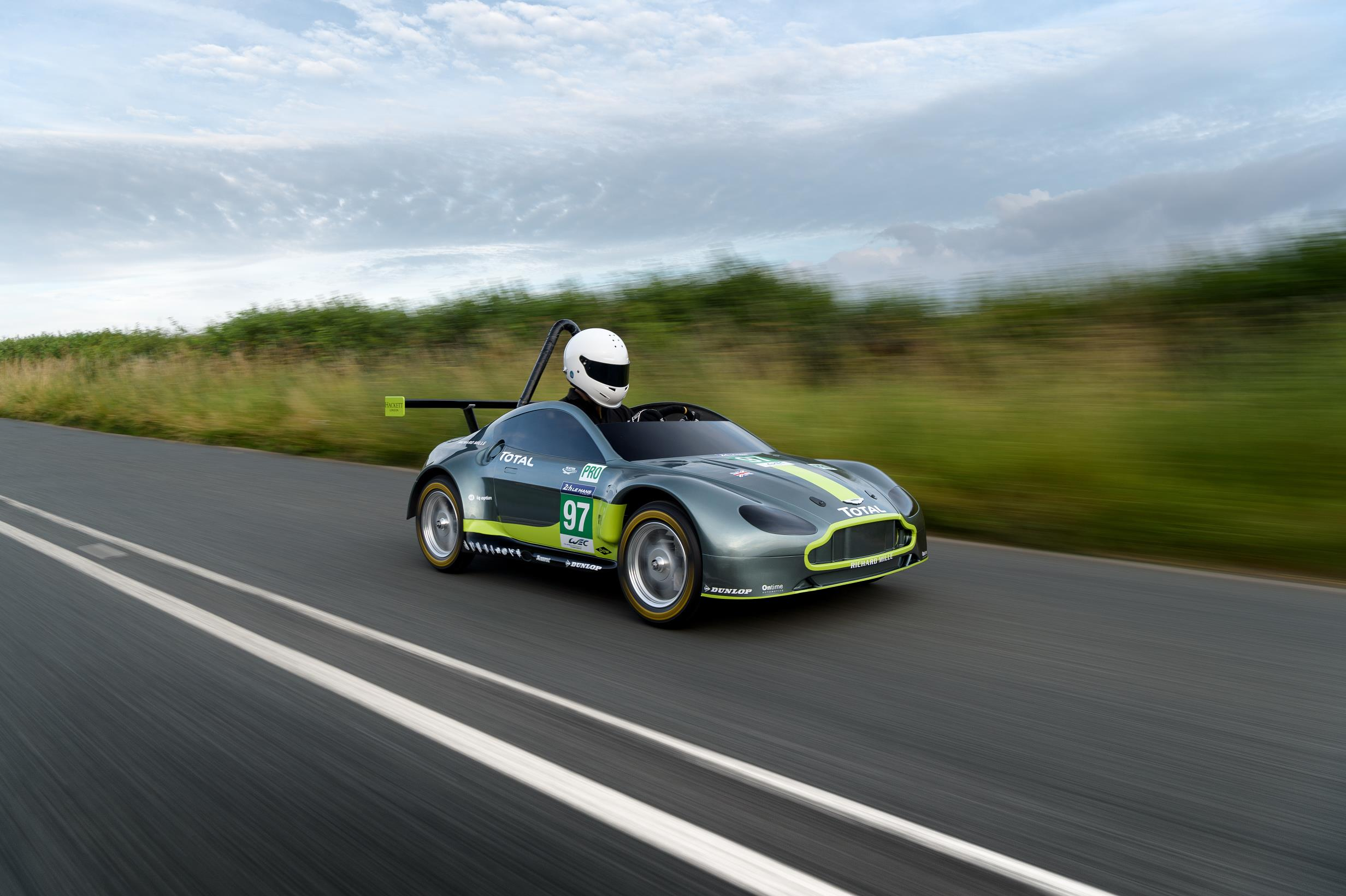 Aston Martin Racing Set To Reveal New Race Car This Weekend Endurance Info English Spoken