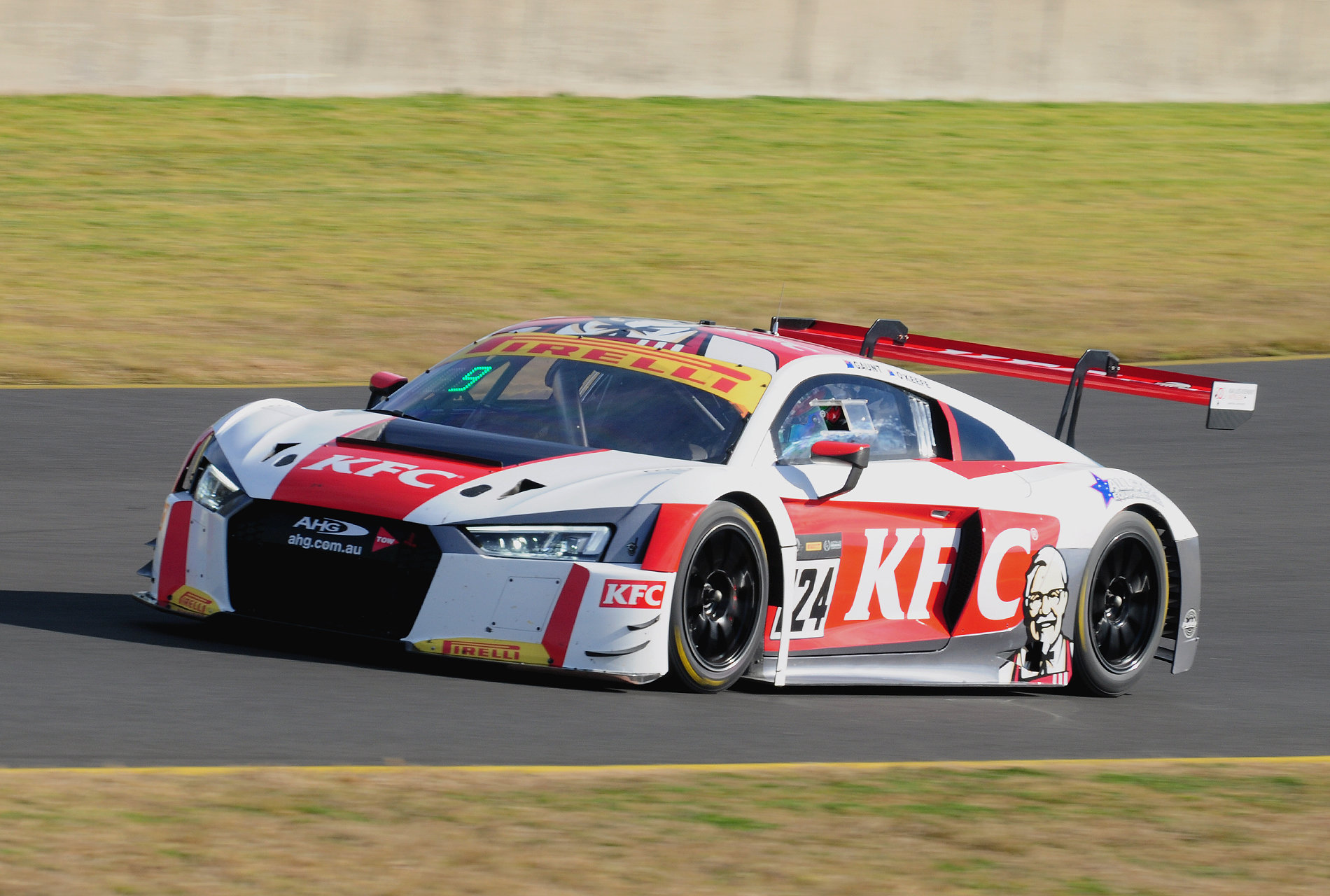 Okeeffe receives call up to kfc audi r8 lms endurance info young gun dylan okeeffe will make his australian endurance championship debut aboard the kfc audi r8 lms at sydney motorsport park next weekend august 18 publicscrutiny Images