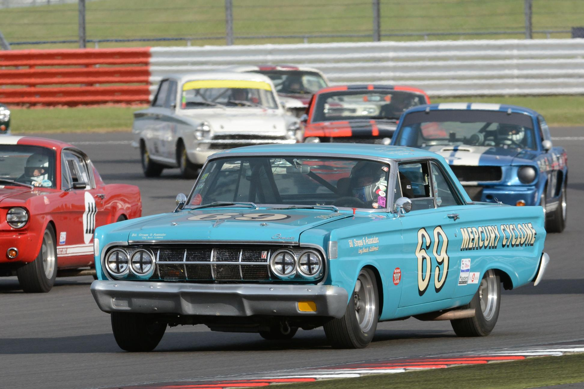 Silverstone Classic : welcome back to the Thunderzone | Endurance ...