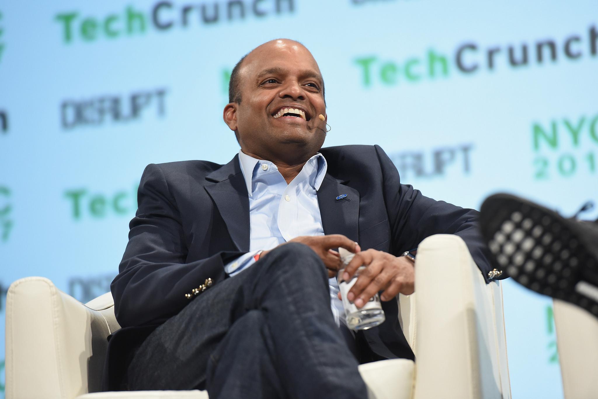 Raj Nair Ford S President Of North America Exits Company Endurance Info English Spoken