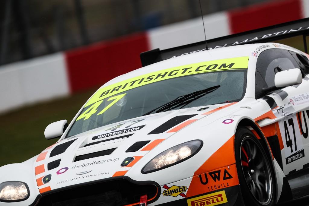 Jetstream Motorsport partners Aston Martin Edinburgh ahead of ... on