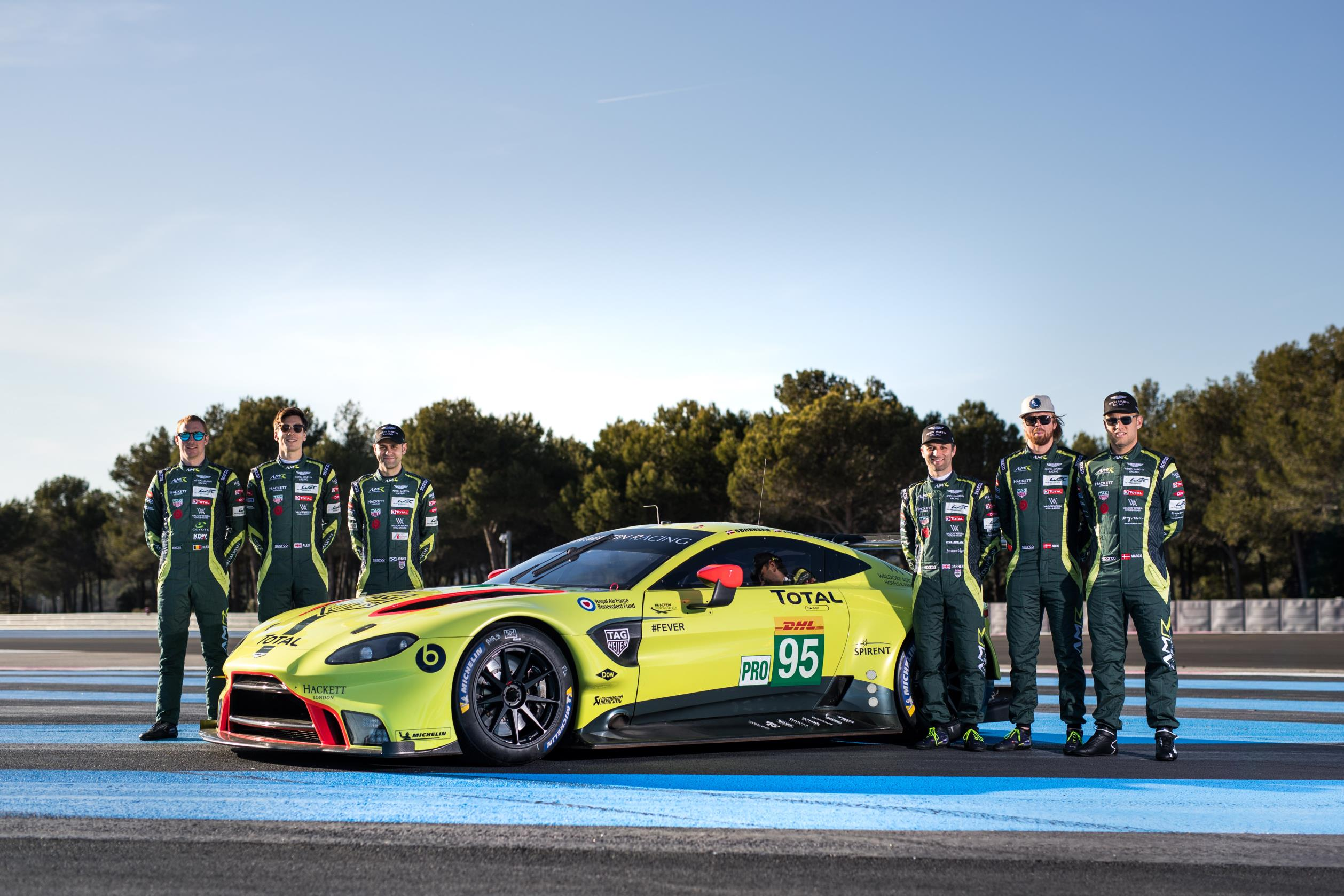 Time To Go To Racing With The New Aston Martin Vantage Gte Endurance Info English Spoken