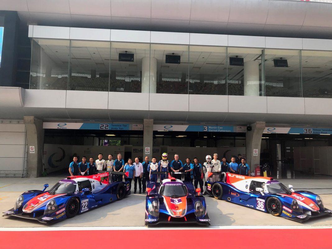 Craft-Bamboo Racing confirms 2-car assault in the Asia GT