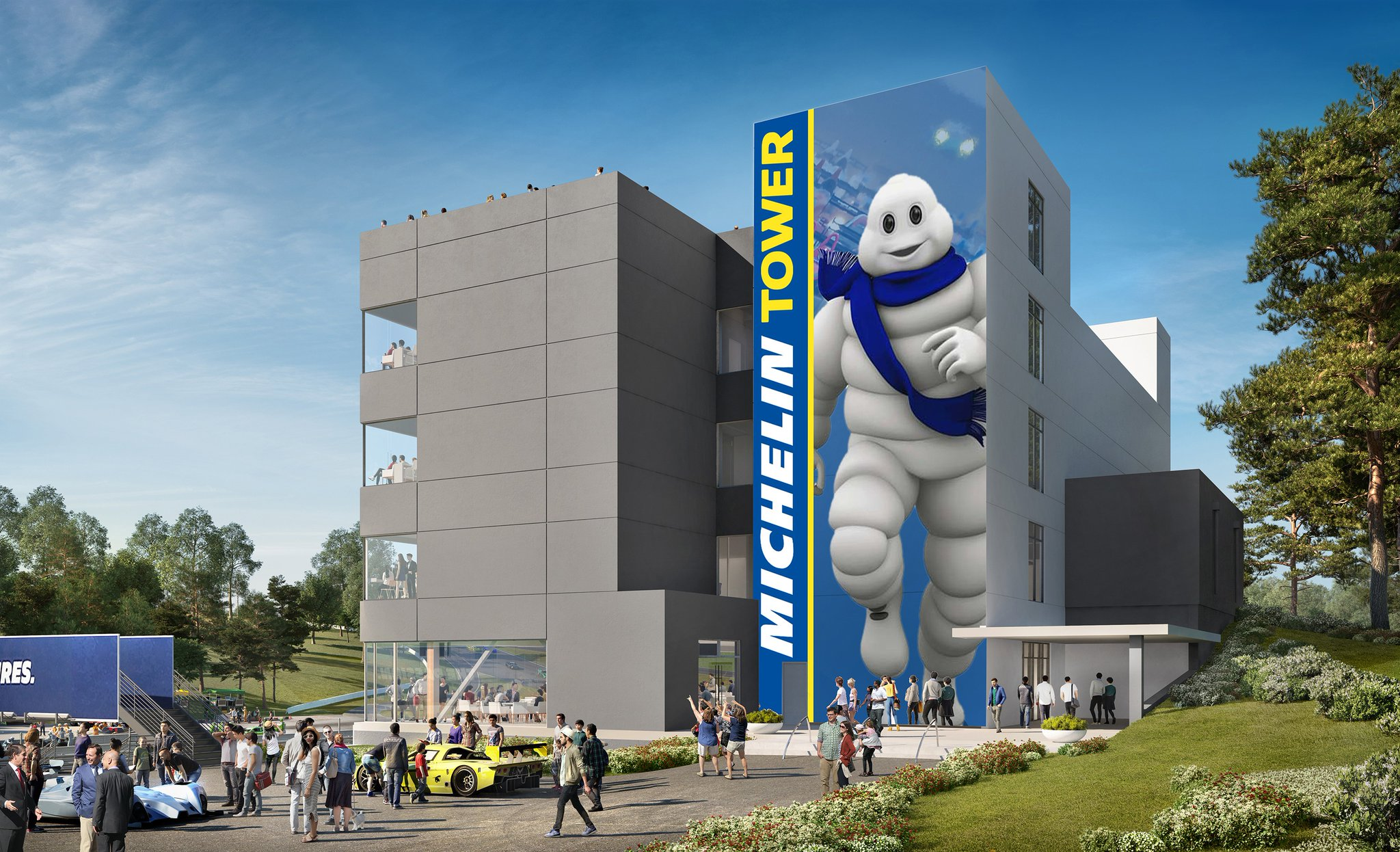Michelin And Road Atlanta Announce Naming Rights Agreement To Begin