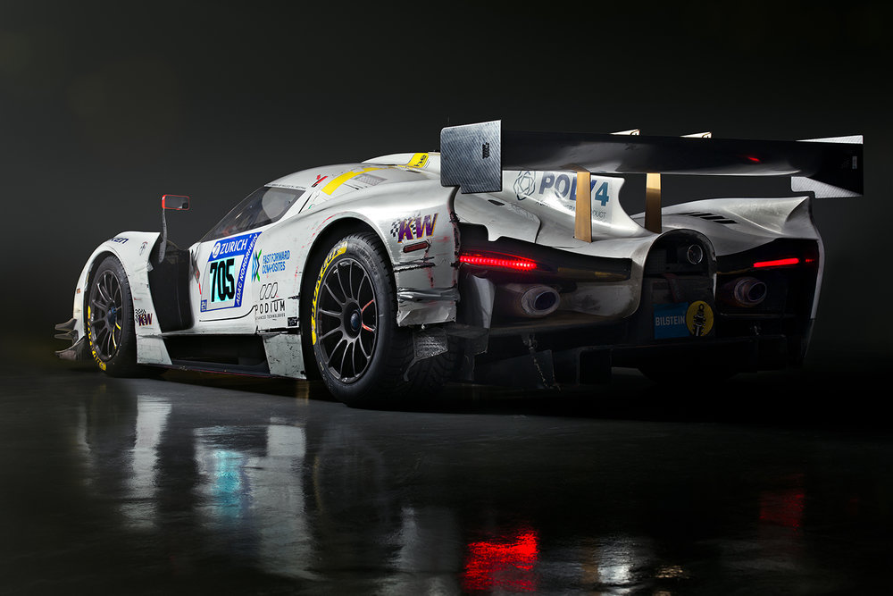 Glickenhaus Secured A 25 Million Sponsorship To Race The 2020 2021