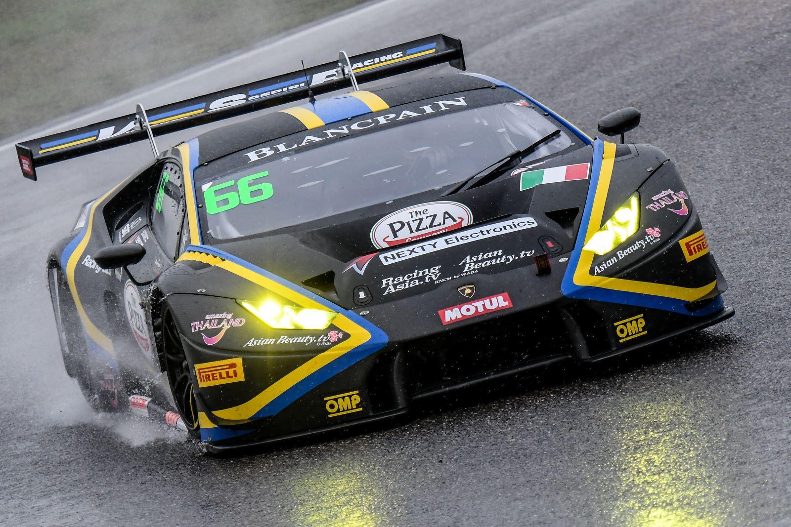 Vsr Make 2019 Return With Lamborghini Huracan Gt3 Evo Endurance