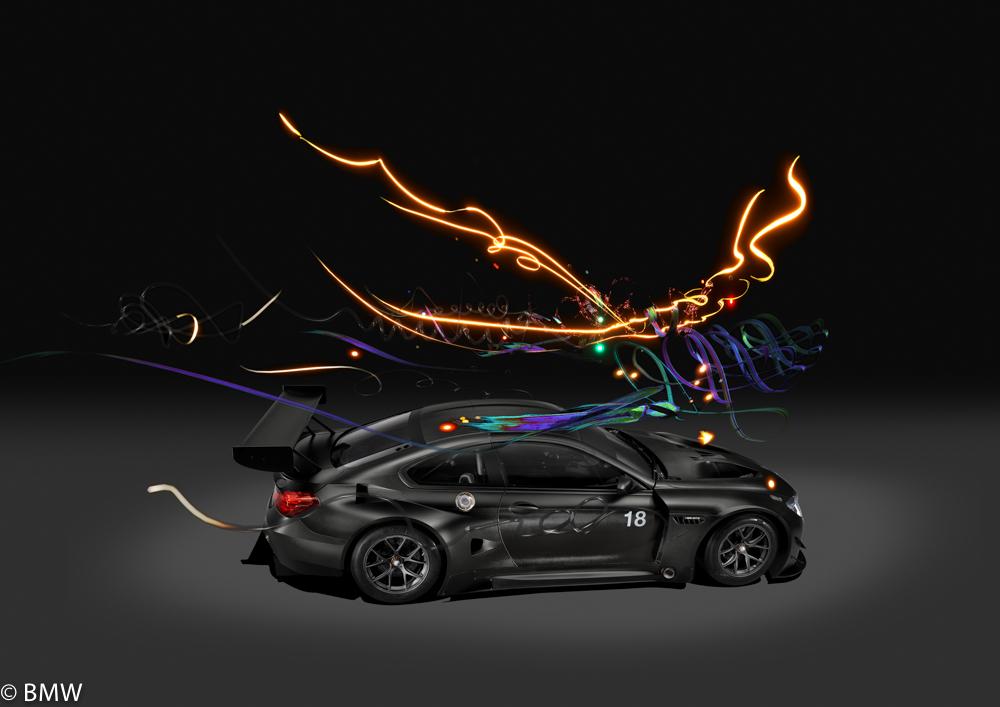 BMW Motorsport dévoile son 18e modèle Art Car
