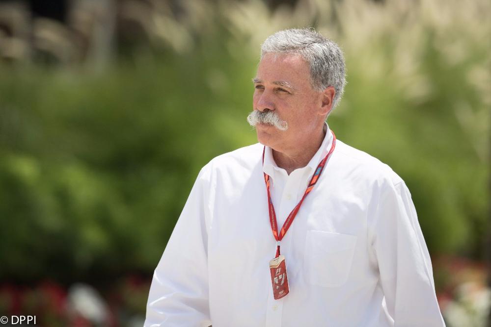 Le patron de la Formule 1 donnera le départ