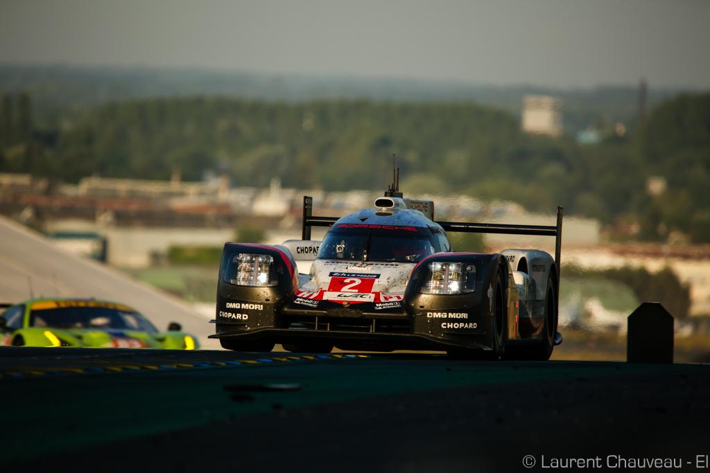 Heures du Mans. Le point à une heure de l'arrivée