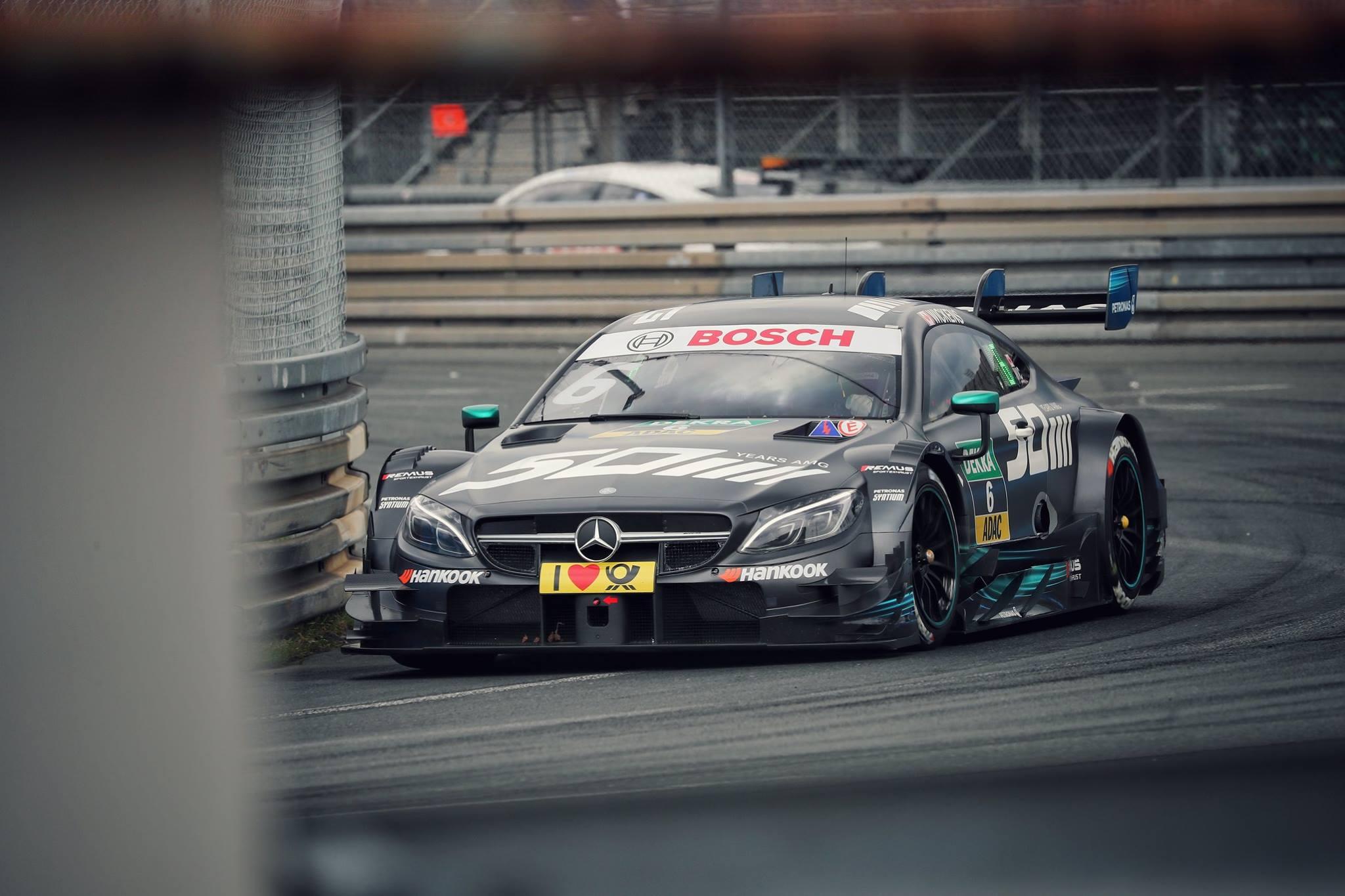 Mercedes s'annonce en Formule E et dit au revoir au DTM