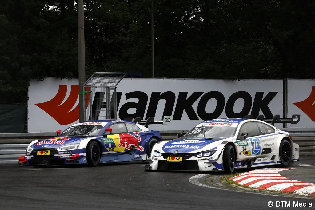 Qualifications 1 - BMW de retour, Maxime Martin en pole