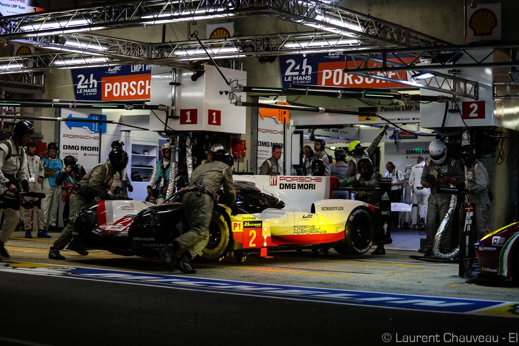 Formule E: Porsche et Mercedes se tournent vers l'avenir