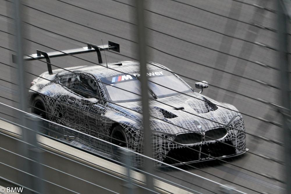 La BMW M8 GTE des 24h du Mans 2018 se dévoile