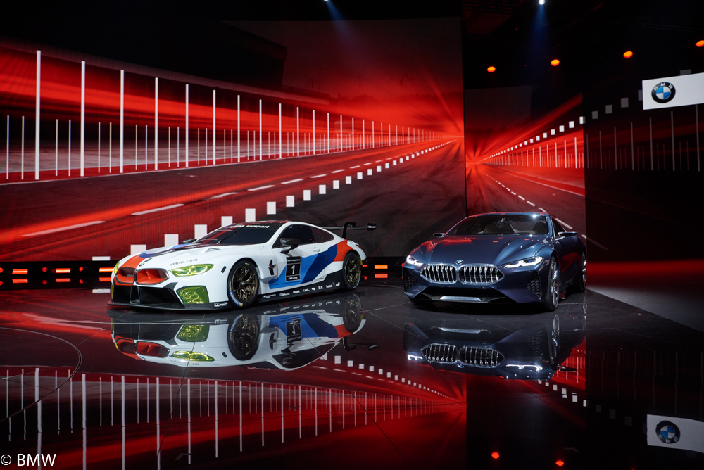 les nouvelles technologies au centre de la bmw m8 gte endurance info. Black Bedroom Furniture Sets. Home Design Ideas