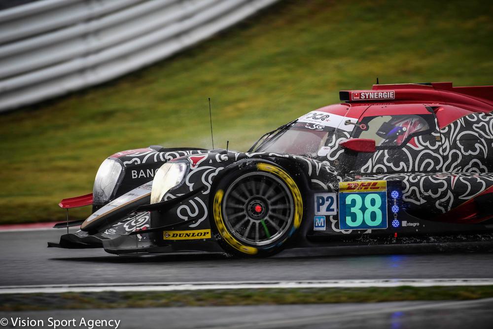 Le Jackie Chan DC Racing Lorgne Sur Championnat IMSA