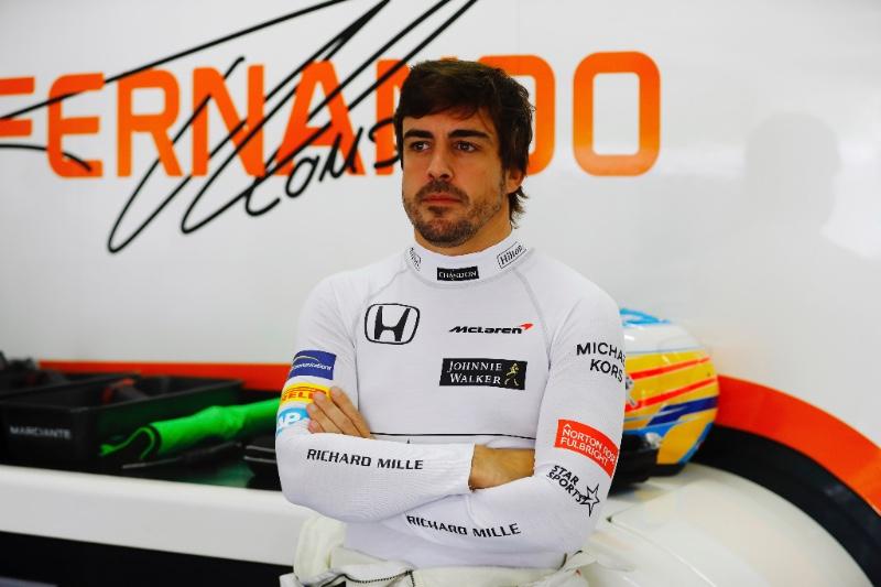 Alonso attendu aux 24h de Daytona, et peut-être au Mans