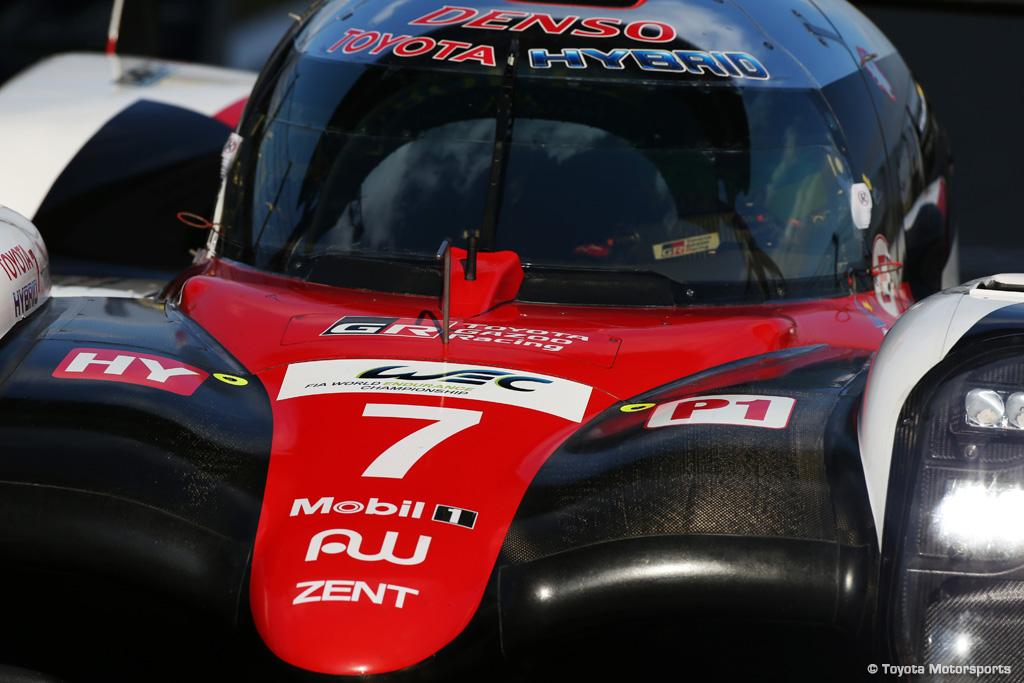 Toyota vainqueur, Porsche champion — Heures de Shanghai