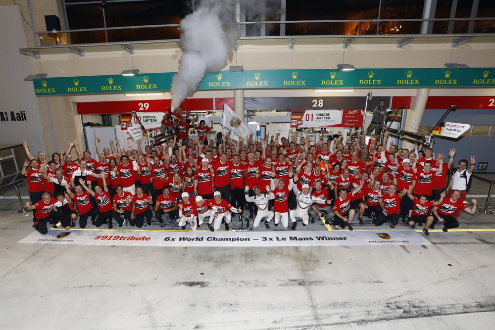 Fernando Alonso a testé la Toyota à Bahreïn — Endurance