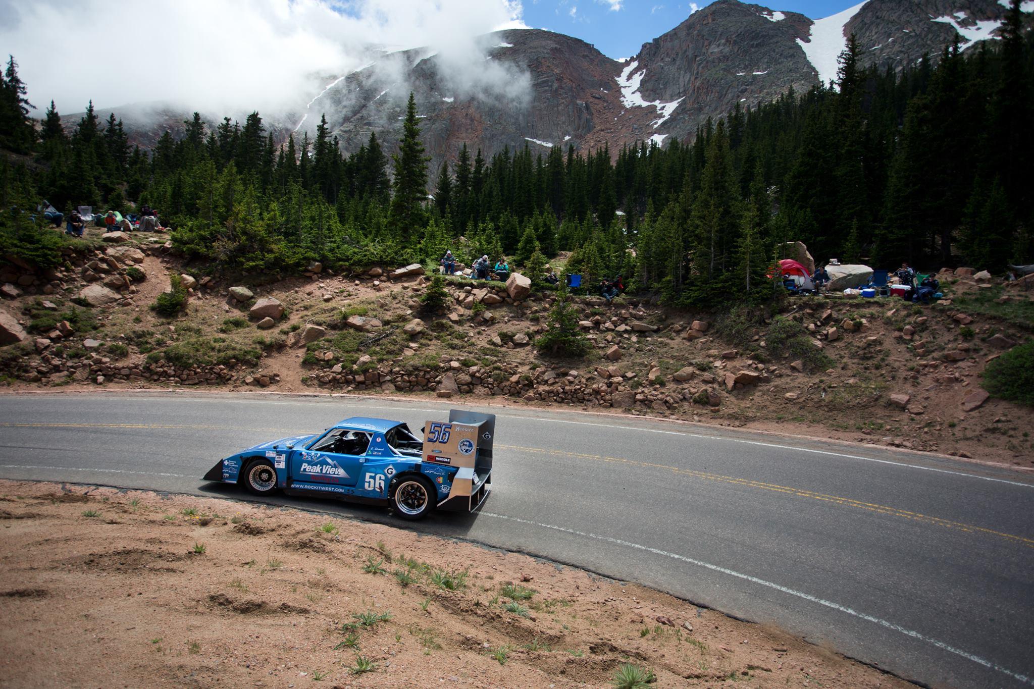 Le Bentley Bentayga va prendre part à Pikes Peak en juin