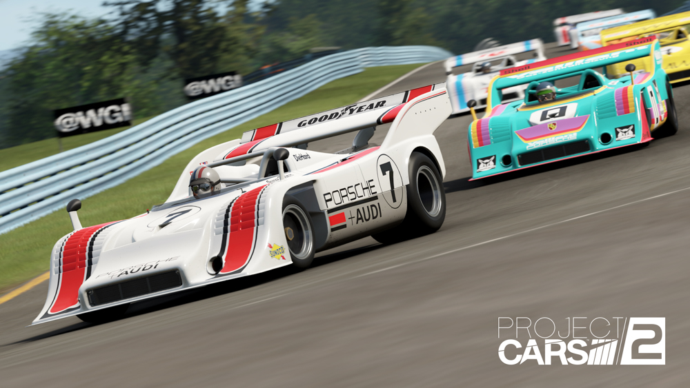 Carriera Endurance Project Cars