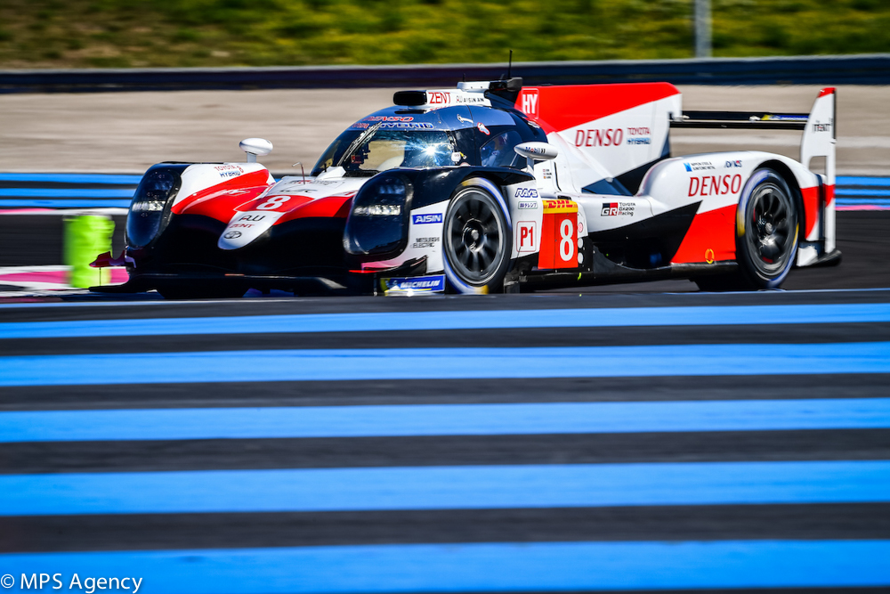 TVR de retour en Endurance avec Rebellion Racing