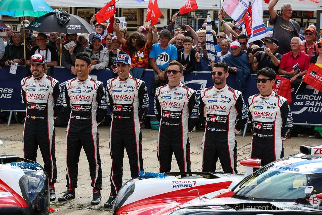 WEC - 24 Heures du Mans : Toyota, le cavalier seul