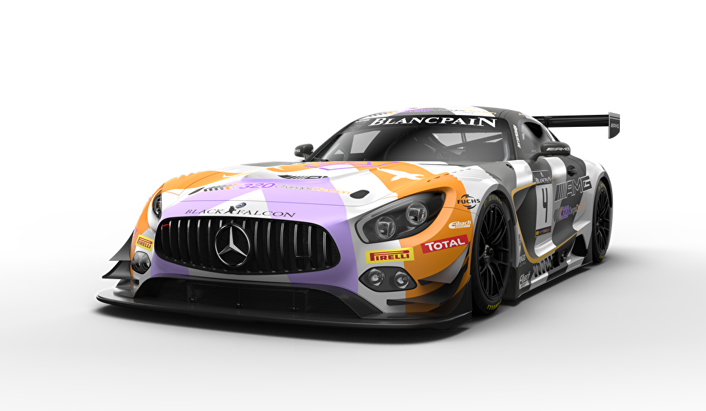 24h spa quatre mercedes amg gt3 soutenues officiellement endurance info. Black Bedroom Furniture Sets. Home Design Ideas