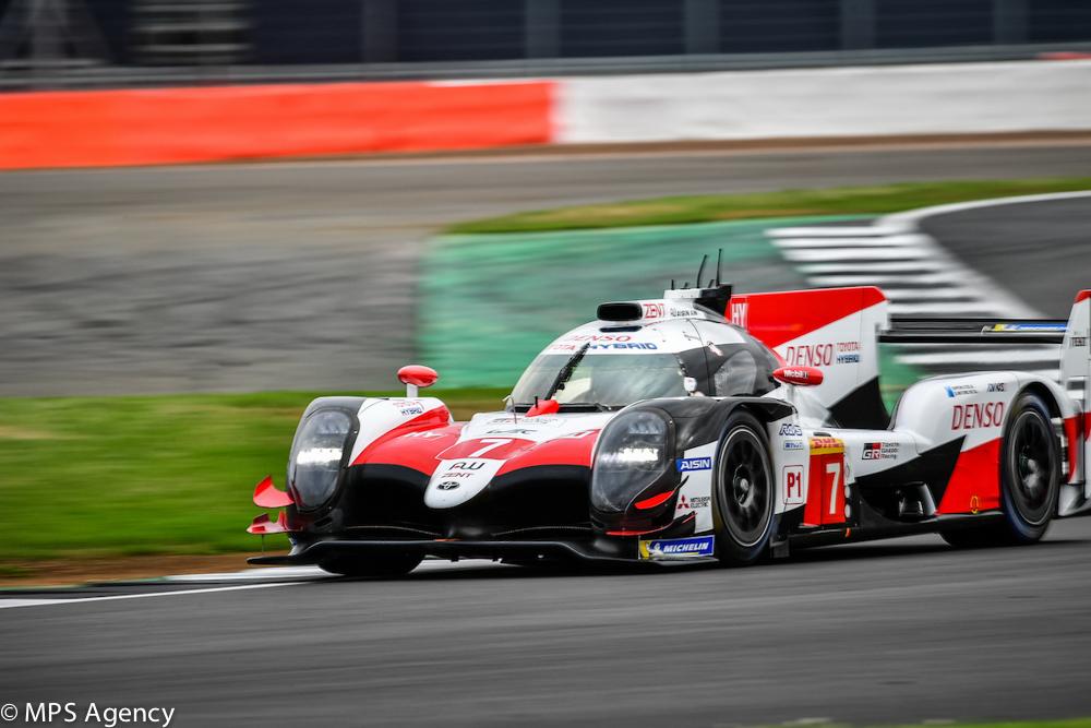 Heures de Silverstone, les deux Toyota disqualifiées