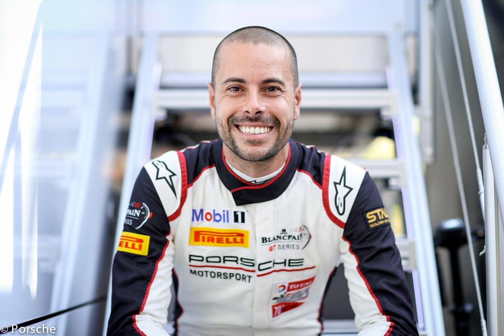 Fred Mako (Porsche) : « Ce qui est beau, c'est de gagner toutes ces courses avec des potes »