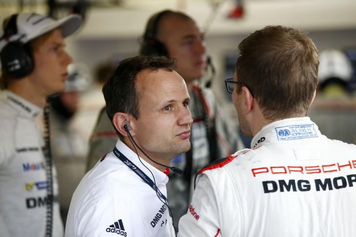 McLaren-Renault signe Andreas Seidl