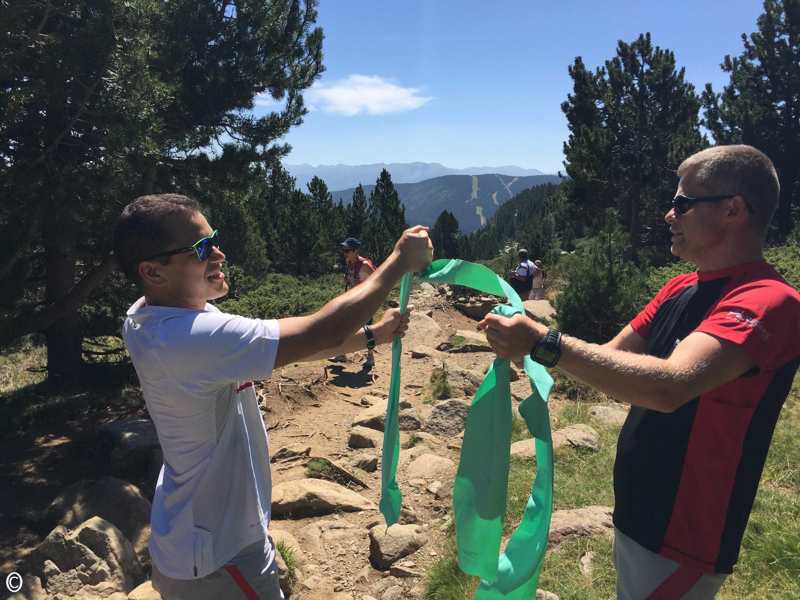 L'anecdote de l'été : du sport et un burger en altitude… - Endurance-Info