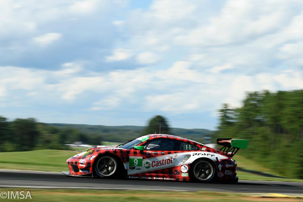 Vidéo : un tour du circuit de Virginia International Raceway en Porsche 911 GT3-R - Endurance-Info
