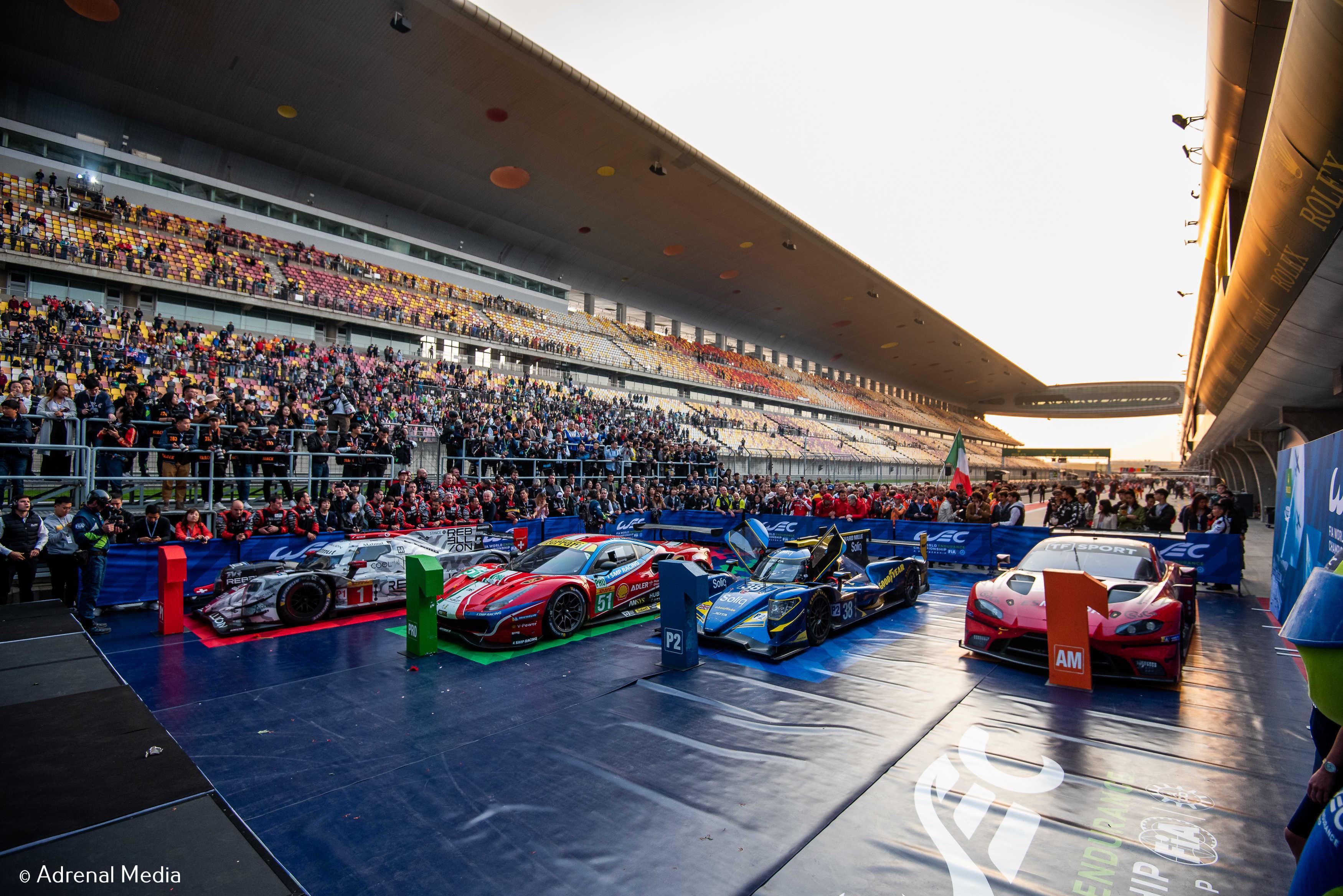 WEC, Bahrain : les Toyota ralenties de 2,51s et 2,72s, la Rebellion de 1,36s et la Ginetta de 0,24s | Endurance info