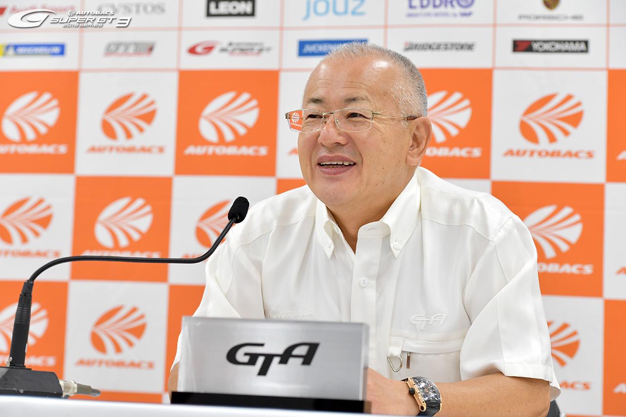 """[VIP] Masaaki Bandoh : """"Les courses automobiles doivent rester intéressantes tout en pensant à l'avenir"""" - Endurance-Info"""