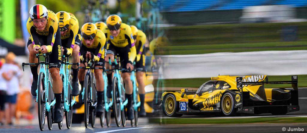 Un concept innovant qui réunirait sport auto et vélo sur le circuit des 24 Heures du Mans - Endurance-Info