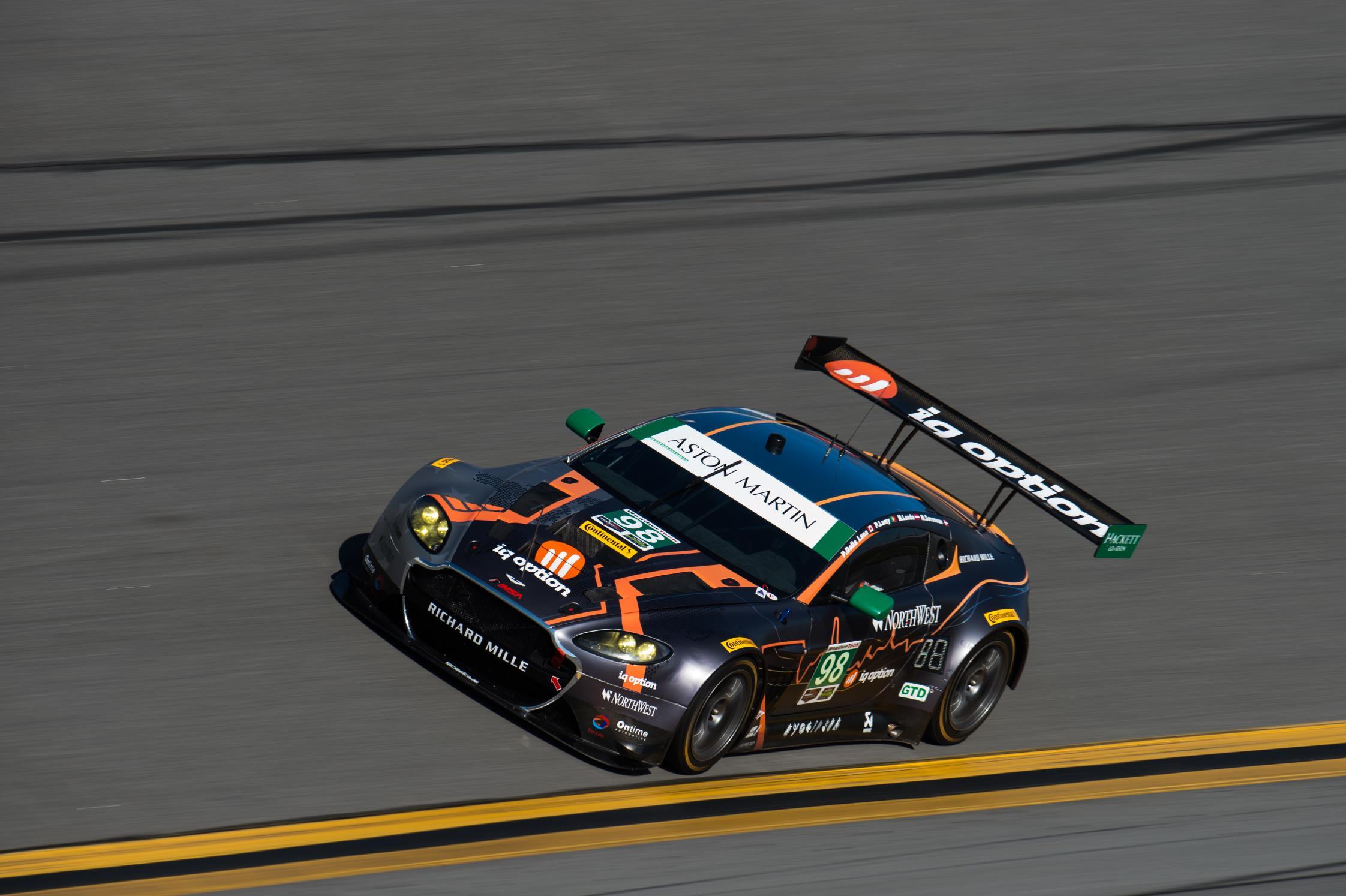 Aston Martin Racing Set For Rolex 24 At Daytona Endurance Info English Spoken