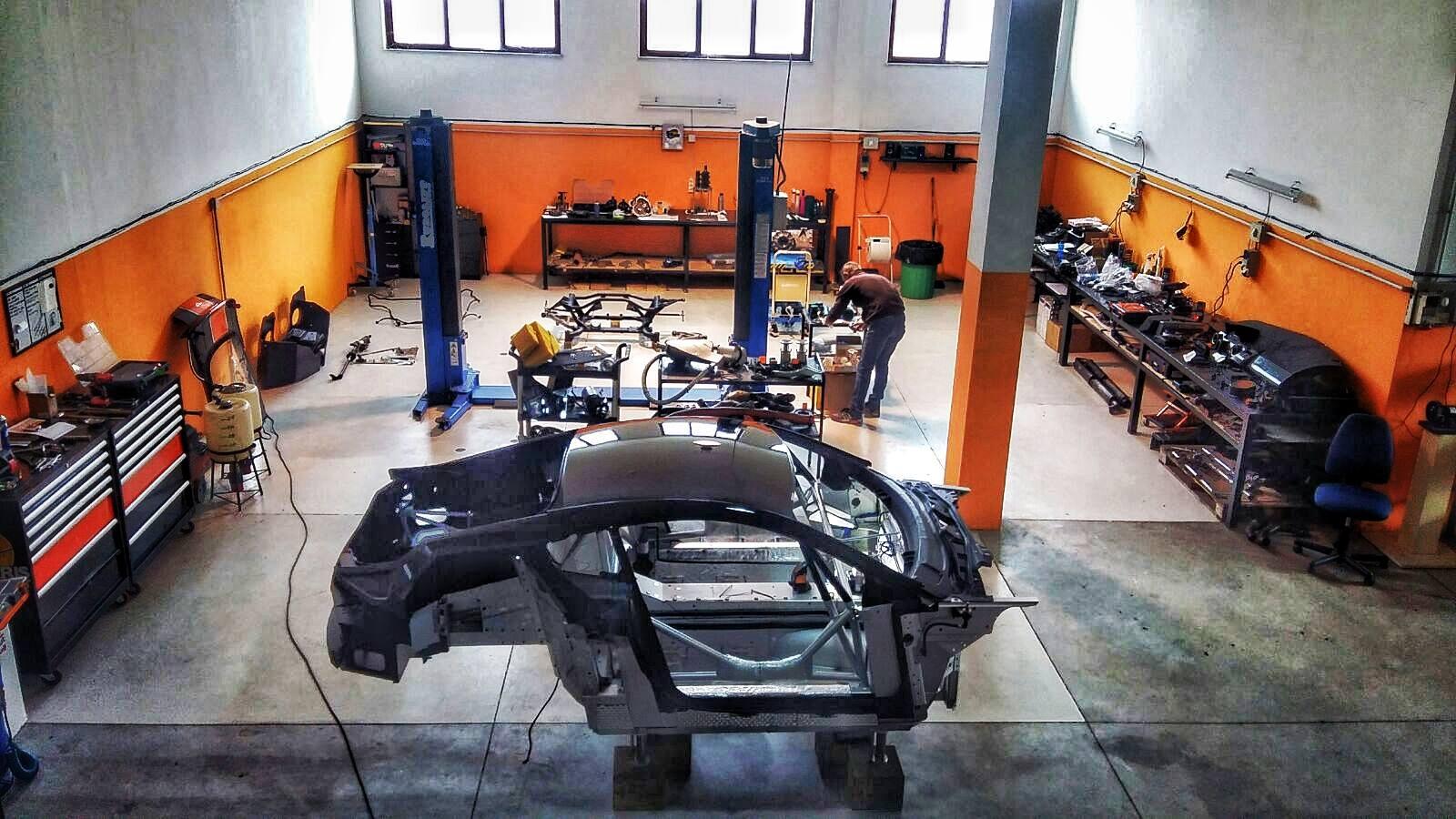 Solaris Motorsport At Work To Rebuild The Vantage Gt3 Endurance Info English Spoken