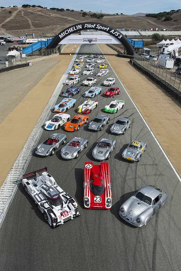 Porsche announces Rennsport Reunion VI to be held September