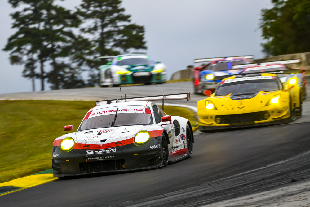 American Endurance Racing >> Two Titles In The North American Endurance Cup For New 911