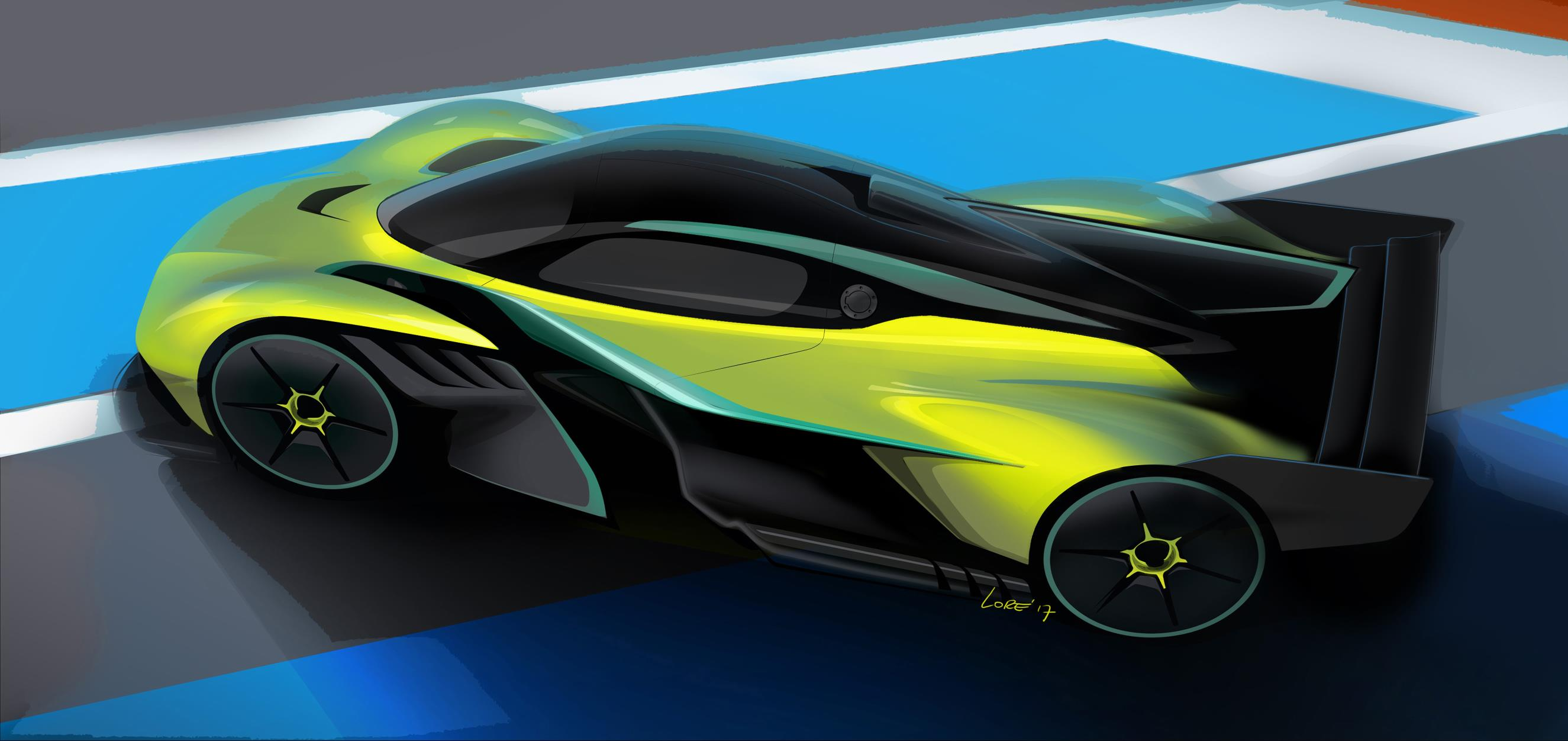 Aston Martin Valkyrie Amr Pro Redefining The Limits Of Performance Endurance Info English Spoken