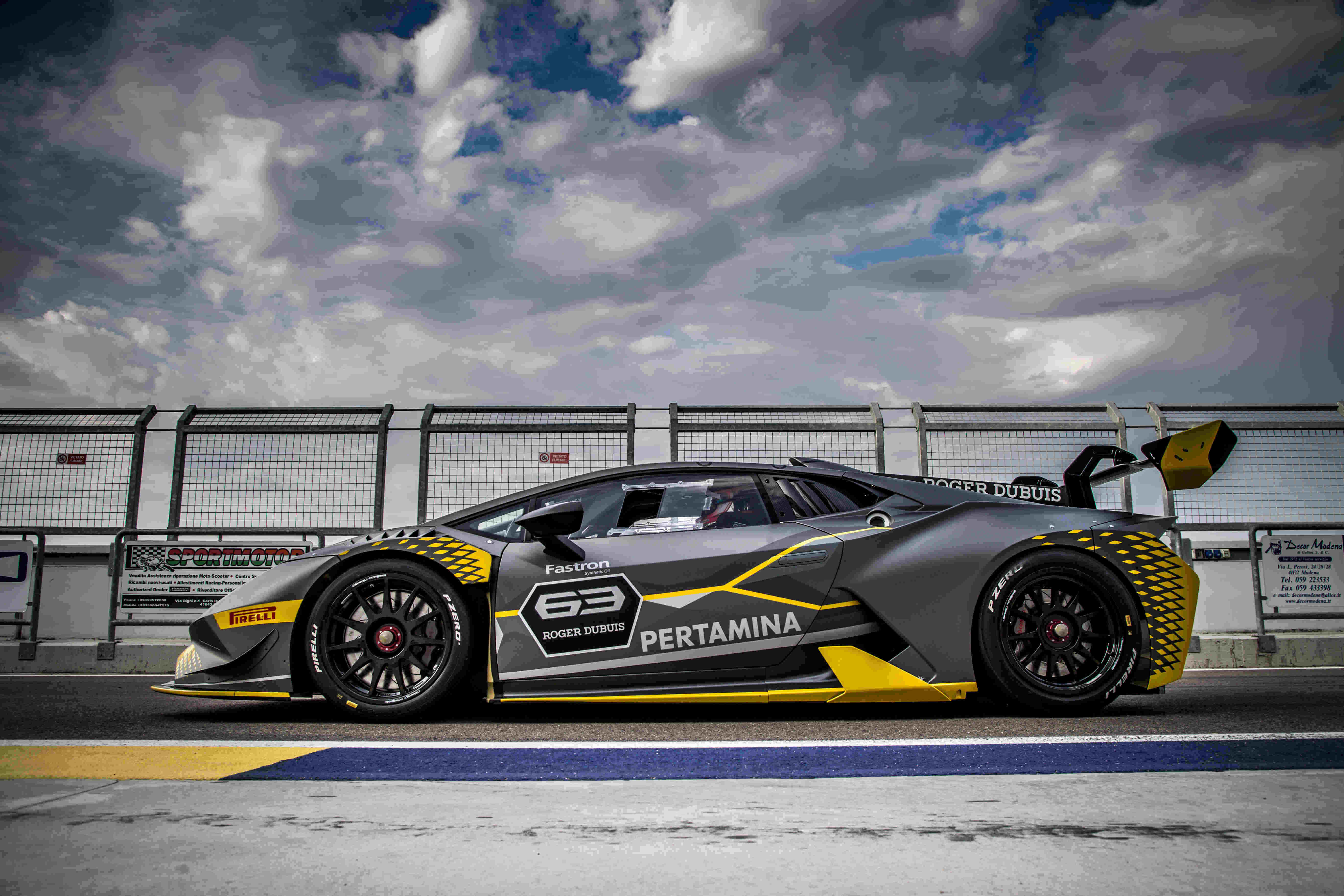 Lamborghini Super Trofeo >> Lamborghini Super Trofeo Asia To Debut Mighty New Huracan