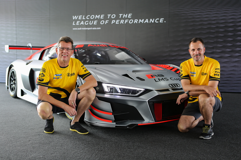 Thailand Super Series B Quik Racing To Campaign New Audi R8 Lms