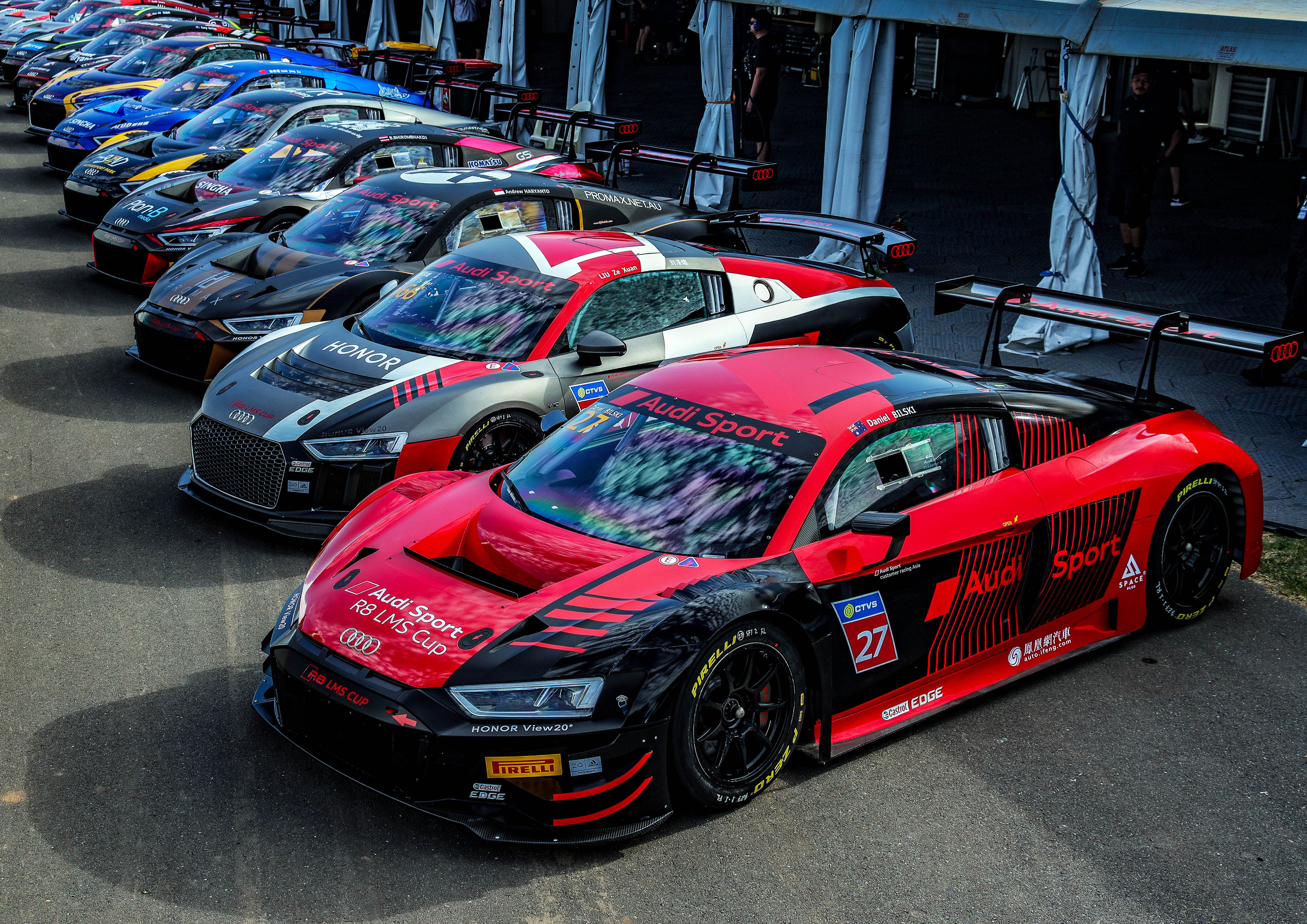 2019 Audi Sport R8 Lms Cup With New Incentives Endurance Info