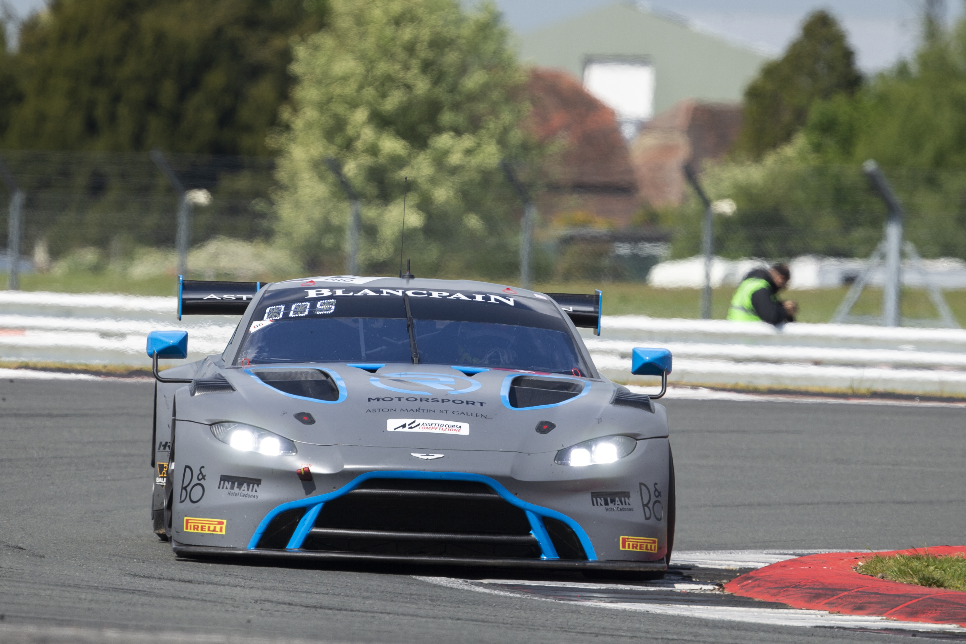 R Motorsport S Strong Performance Goes Unrewarded At Silverstone Endurance Info English Spoken