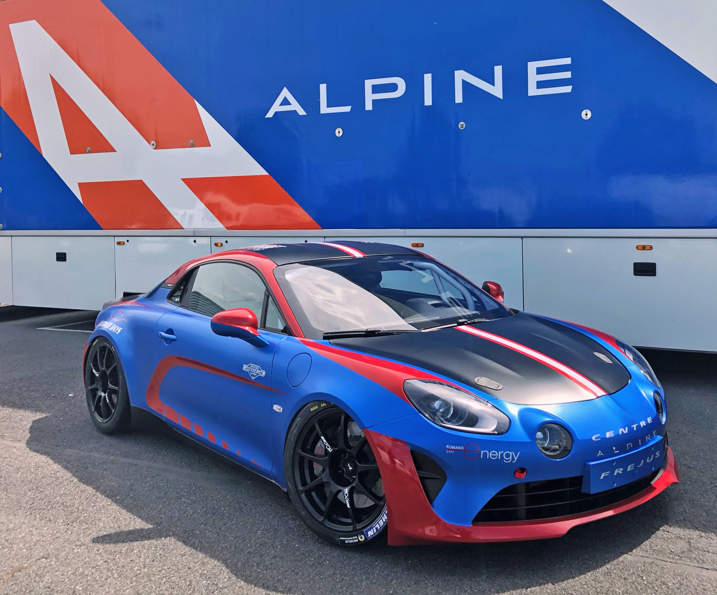 le ghostrider racing a re u son alpine a110 cup endurance info. Black Bedroom Furniture Sets. Home Design Ideas