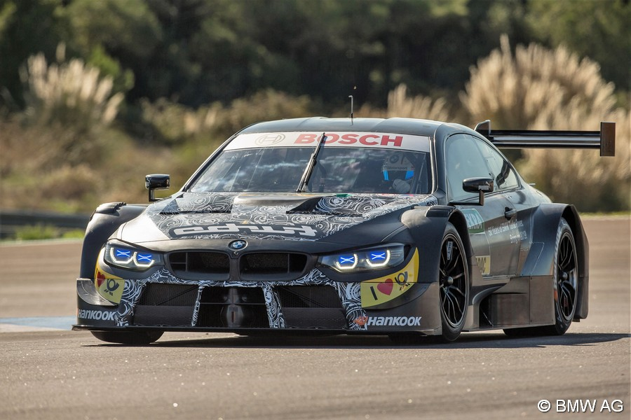 La Bmw M4 Dtm 2019 En Essais A Estoril Endurance Info